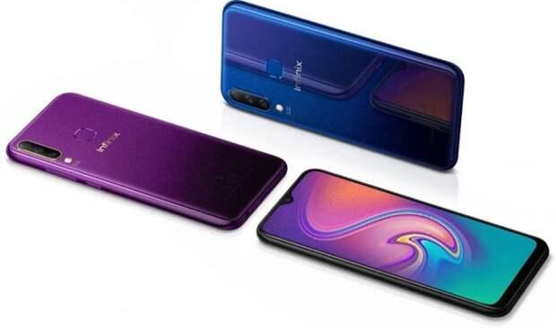 Китайцы представили идеальный бюджетный смартфон всего за 8400 руб.