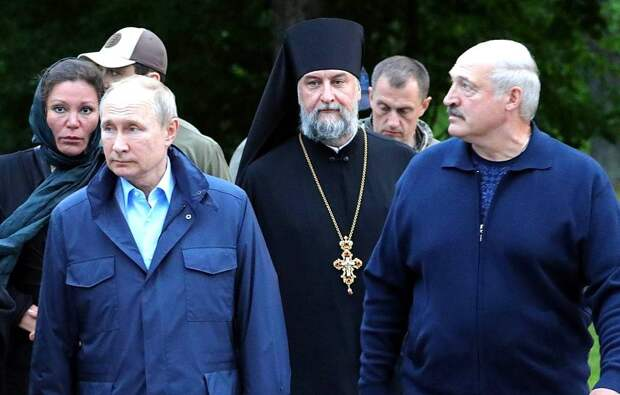 Tagesspiegel: Возможно, Лукашенко не вернется из Москвы, Путин «уволит» его