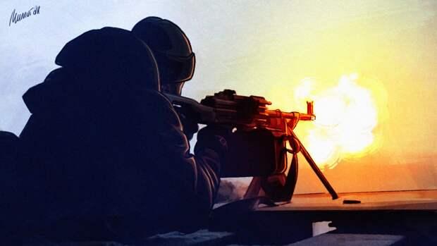 Бойцы ВСУ за сутки выпустили 201 боеприпас по окраинам ЛДНР