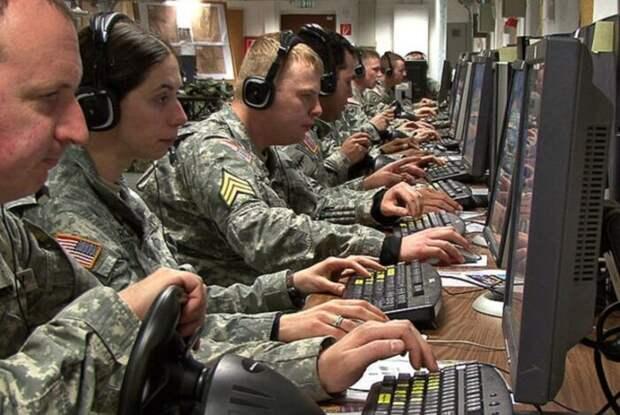 Инструкторы США применят наДонбассе испытанные вИраке приемы информвойны