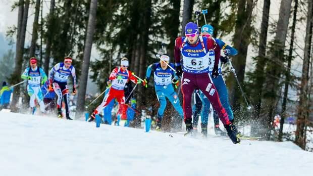 Стал известен состав сборной России на мужскую эстафету на этапе Кубка мира в Нове-Место