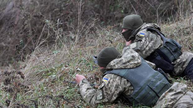 Спецназ ССО из Британии и США натаскивает ВСУ для войны с Донбассом