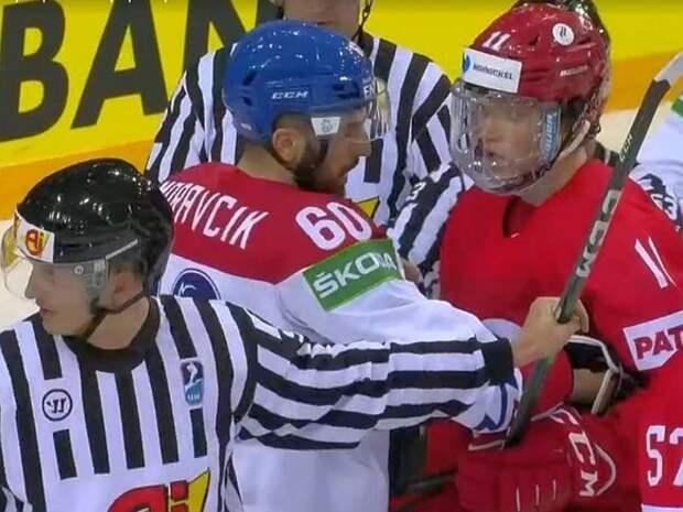Сборная России начала ЧМ по хоккею с трудной победы