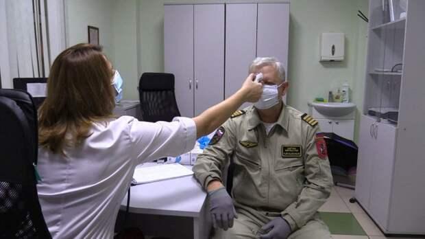 В Департаменте ГОЧСиПБ поздравляют врачей с профессиональным праздником
