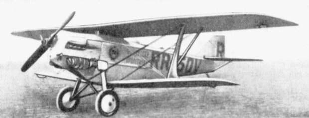 АНТ-3 (Р-3, ПС-3) «Пролетарий»