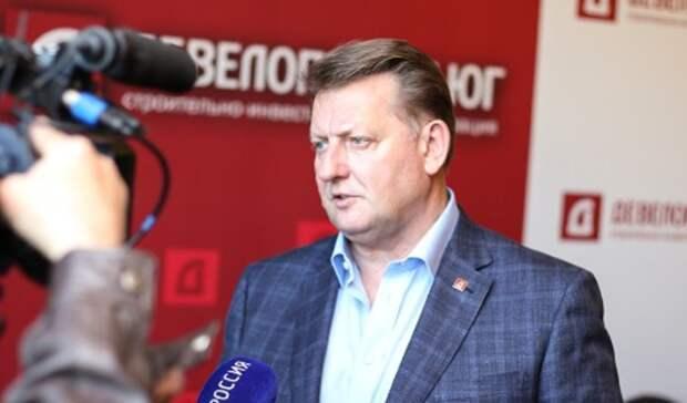 Сергей Иванов: ЖК«Айвазовский» станет одним изсимволов Владивостока