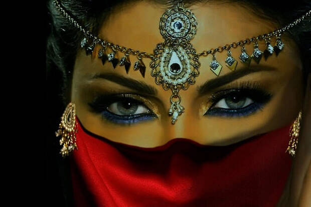 Как женщине стать красивее. Советы из священных древних книг