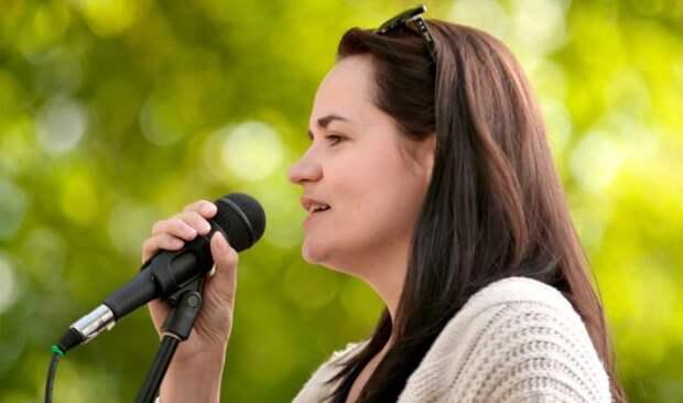 Тихановская высказалась об отсутствии контактов с РФ
