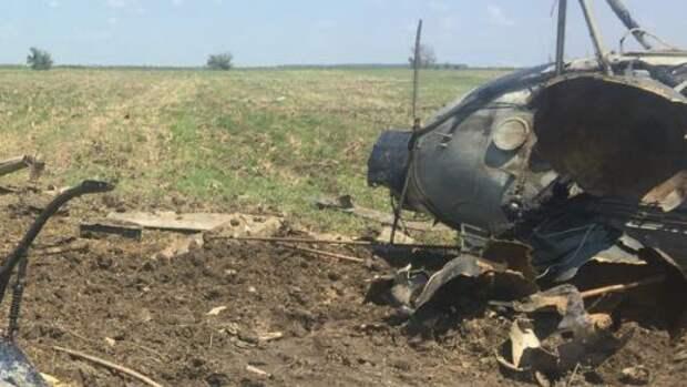 Тела двух человек обнаружены на месте крушения вертолета Ми-2 на Камчатке