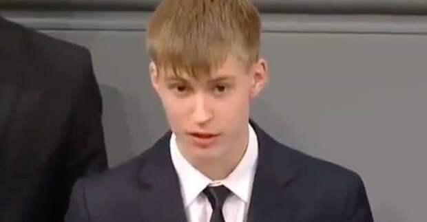 Тревожная новость от губернатора ЯНАО о школьнике, который выступил в бундестаге