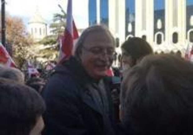 На улицах Тбилиси разгорелся протест