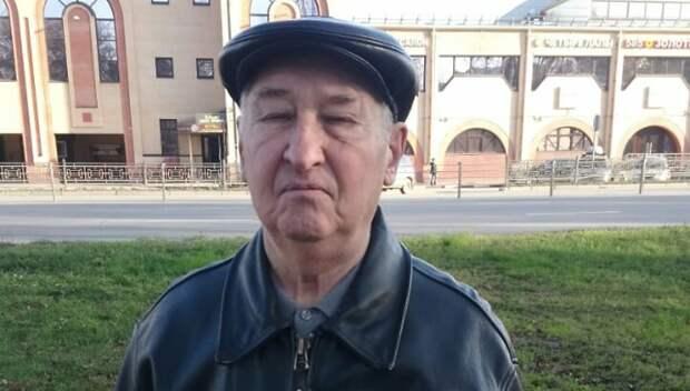 Волонтеры разыскивают родственников мужчины из Подольска, потерявшего память