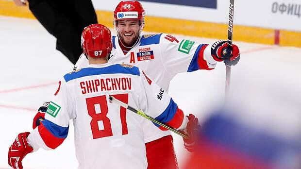 «Качество льда в Праге не очень хорошее». Яковлев — о поражении сборной России в матче с Финляндией