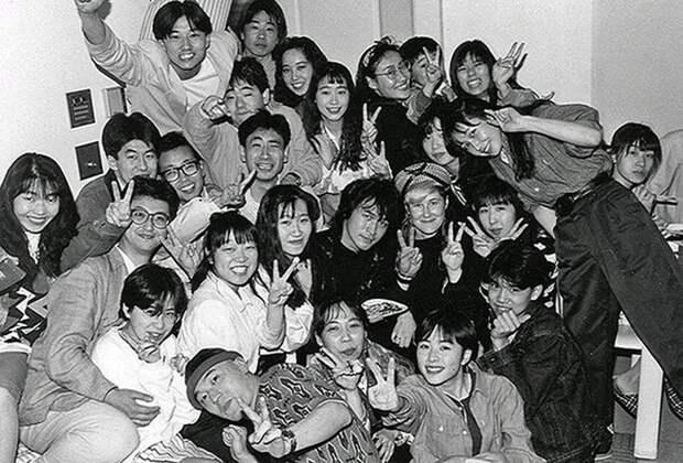 Виктор Цой в Токио