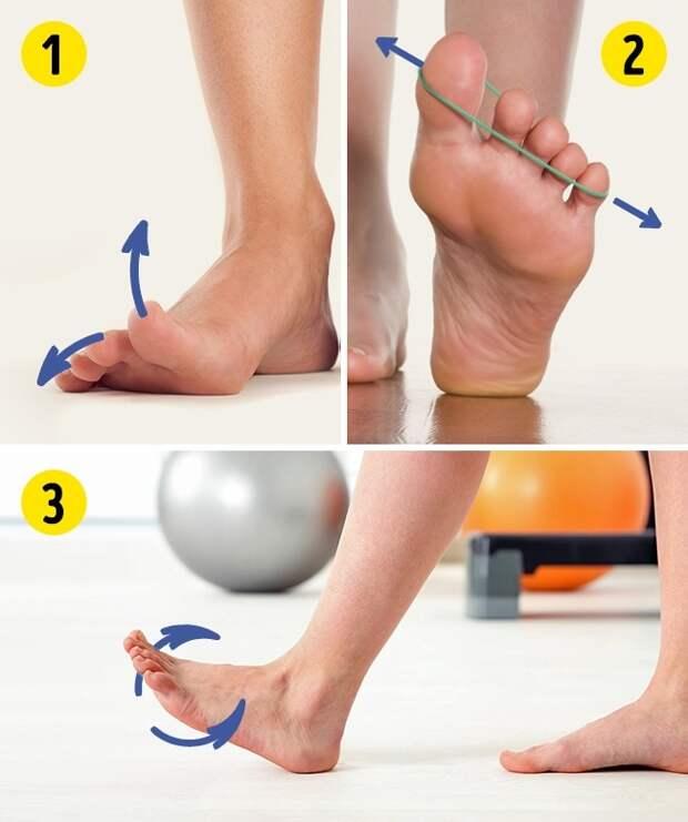 4 эффективных способа избежать появления шишек на ногах