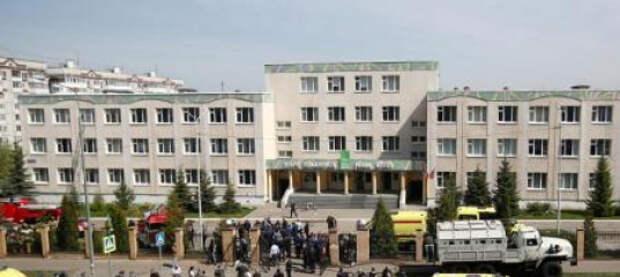 Число пострадавших в результате стрельбы в школе в Казани вырослодо 27, среди них 21 ребенок