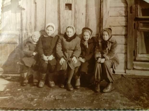Детство в Лефортове / Фото из личного архива