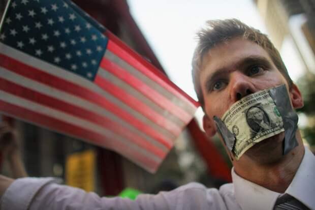 Американская экономика может угодить в инфляционную бездну