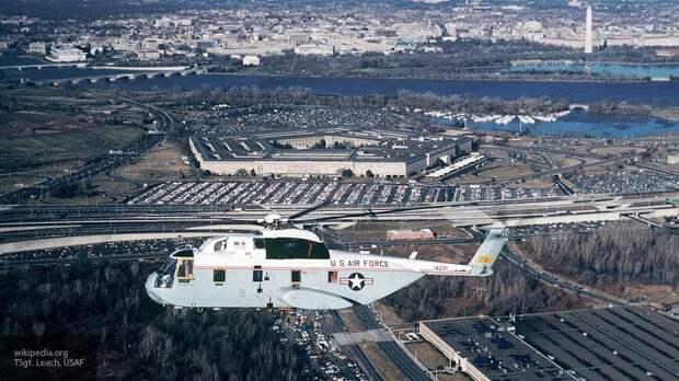 Пентагон связался с Генштабом РФ после инцидента с военными в Сирии