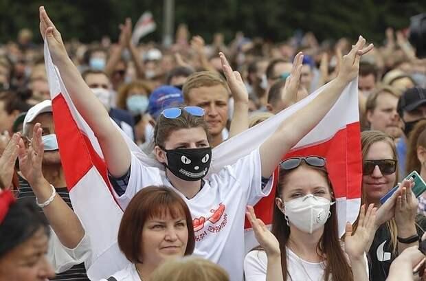 «Покинутый» белорусский народ – о ком это?
