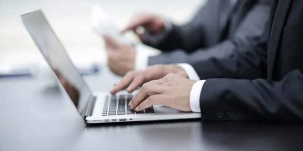 Сотни тысяч личных кабинетов юридических лиц и ИП работают на mos.ru