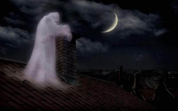 Бойтесь ночных звонков в дверь
