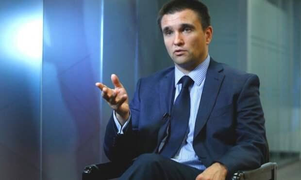 Глава МИД Украины нашел отговорку для переноса выборов в Донбассе