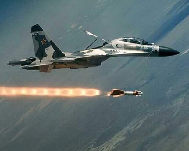 The National Interest: «Русские ракеты перекрыли кислород нашей авиации»