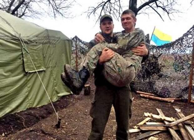 В украинской армии появилось боевое ЛГБТ-соединение