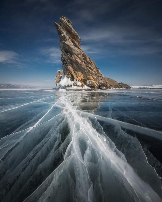 Невероятные пейзажные снимки сибирского фотографа