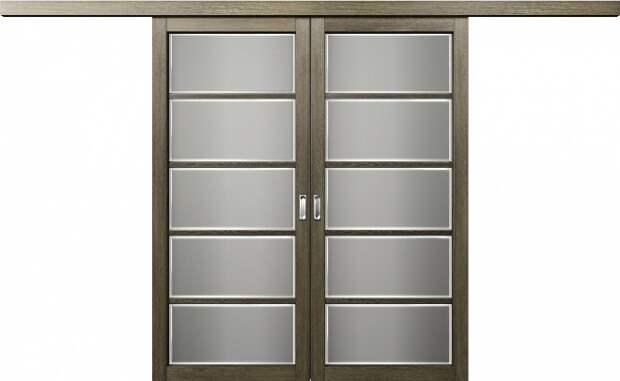 Межкомнатные двери со стеклом: нюансы выбора практичного и стильного варианта (85 фото)