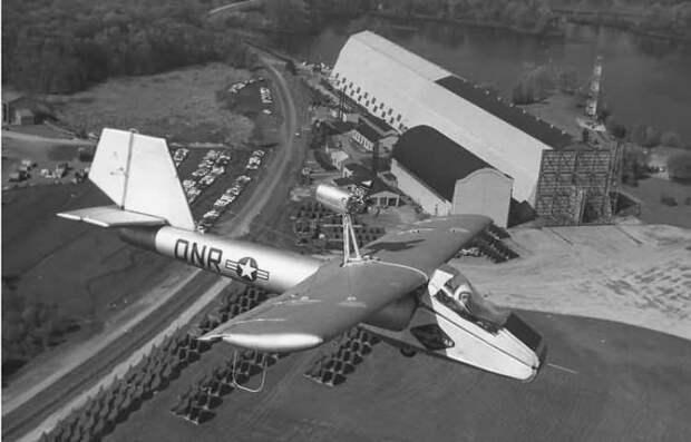 «Летающий блин» и «морской дротик»: 5 самых необычных самолетов в истории авиации