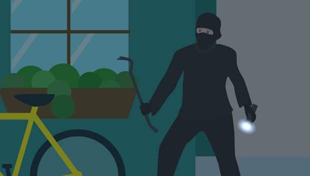 В Подольске разыскивают свидетелей кражи 2 велосипедов в СНТ «Весна‑5»