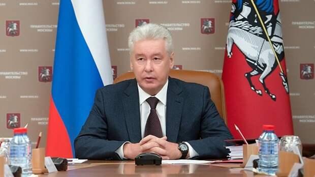 Собянин дал оценку текущей ситуации с коронавирусом в Москве