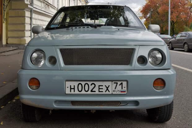 ТМ-1131 «Мишка» - народный автомобиль, который хотели запустить в серию 3 раза за 10 лет