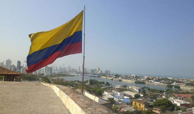 Колумбия направит ноту протеста послу России