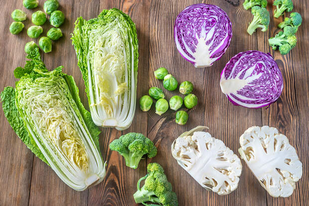 Названы продлевающие жизнь овощи