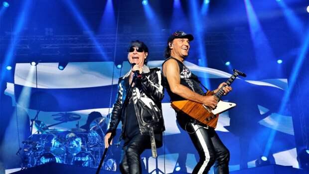 В Германии объяснили, как песня Scorpions могла повлиять на судьбу СССР