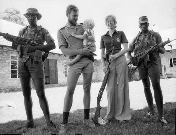 Родезия — африканский рай белых, которому не оставили шансов