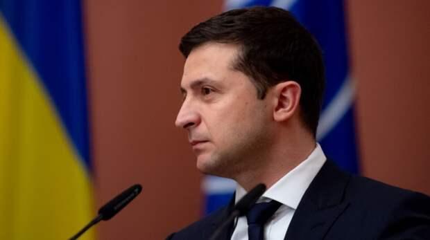 Партия Порошенко потребовала выселить Зеленского из госрезиденции