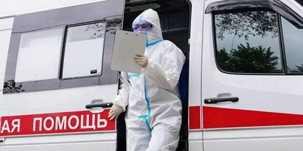 Москва спасла 65 тысяч тяжелых больных за время пандемии/mos.ru