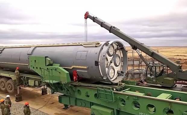 Россия раскрыла скоростные показатели комплекса «Авангард»