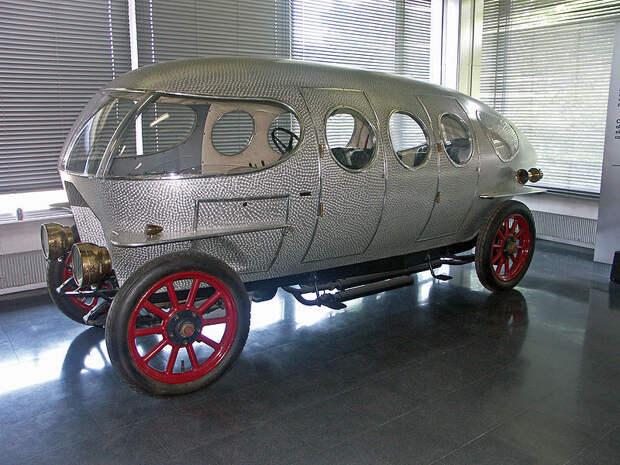 Взгляд в будущее из прошлого авто, прикол, юмор