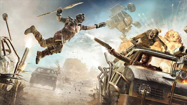 Mad Max - Road Warrior игра