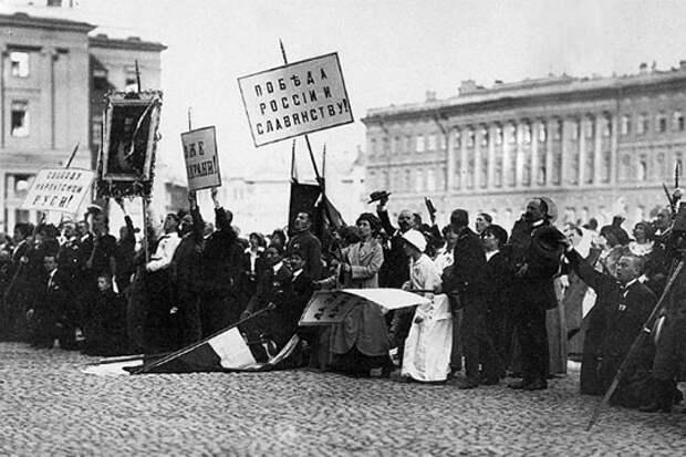 «Февраль 1917-го – это заговор против русской истории, который сорвали большевики» (Фурсов)