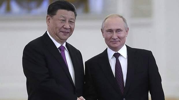 Немецкий политолог назвал возможный союз Китая и России вызовом для всей Европы