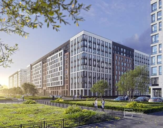 Setl Group строит вторую очередь Svetlana Park в Выборгском районе
