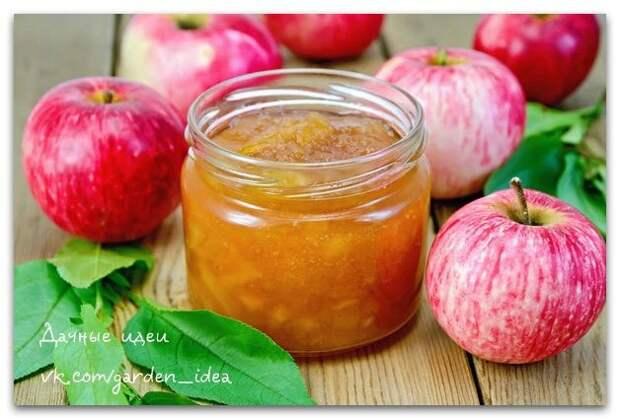 Загoтoвки из яблoк. 25 рецептoв