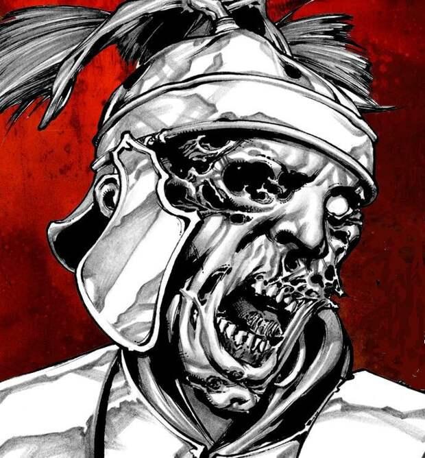 Георгий Джикия двусмысленно сказал, что в «Спартаке» полкоманды – зомби. То ли «Спартак» - настолько крут, как сказано, на официальном сайте, то ли…