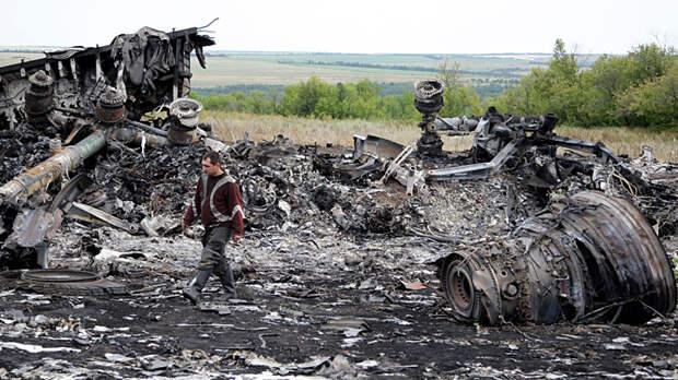 Запад нашёл выгодного России виновника гибели МН17, но русские – за правду